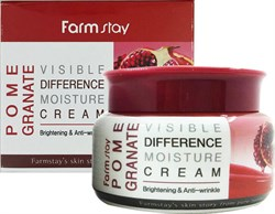 Крем для лица Farm Stay Visible Difference Cream Pomegranate - фото 3530534