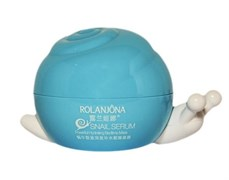 Ночная маска для лица Rolanjona Snail Serum Powerful Hudrating Bedtime Mask