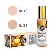 Тональный крем Enough Rich Gold Double Wear Radiance Foundation Spf50+ тон 21