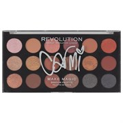 Палетка теней MakeUp Revolution Carmi Make Magic 18 цветов (не оригинал)