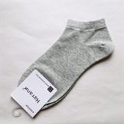 Носки женские Натали, хлопок серые