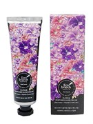 Крем для рук Eco Branch Flower Perfumed Hand Cream Shea Butter With Lilac, 40 г