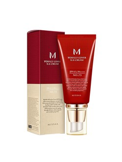 Тональный крем MISSHA M Perfect Cover BB Cream SPF42/PA+++(тон 21)(50ml) - фото 3529863