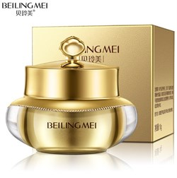 Крем для лица Beiling Mei Gold Protein Lady Cream с золотом - фото 3542368