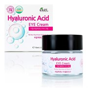 Крем вокруг глаз Ekel Eye Cream Hyaluronic Acid 70 ml с  гиалуроном