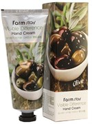 Крем для рук Farm Stay Visible Difference Hand Cream Olive