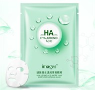 Тканевая маска Images Hyaluronic Acid Tender and Delicate Facial Mask