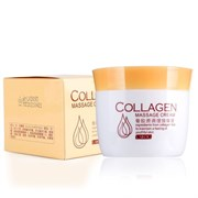 Крем для лица Laikou Collagen Massage Cream против морщин