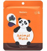 Тканевая маска Berrisom Animal Mask Series Panda 25ml