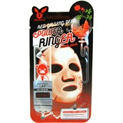 Тканевая маска Elizavecca Power Ringer Mask Pack Red Ginseng Deep 23ml