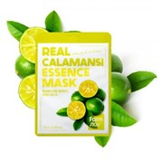 Тканевая маска Farm Stay Real Calamansi Essence Mask 23ml