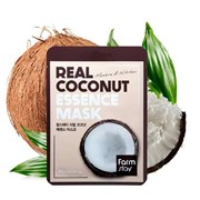 Тканевая маска Farm Stay Real Cococnut Essence Mask 23ml