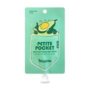 Крем для лица Berrisom Petite Pocket Avocado Moisture Cream 30ml
