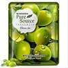 Тканевая маска Images Pure Source Sheetmask Chinise Olive 25ml Китайская олива - фото 3535873